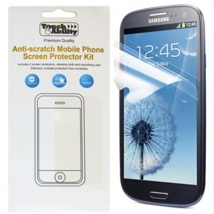 Galaxy S3 Anti-scratch Screen Protector Kit